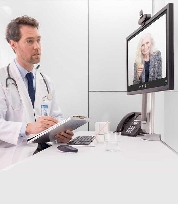 Videokonferenzen im beruflichen Umfeld